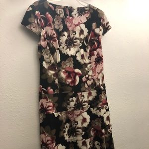 Anne klein floral dress